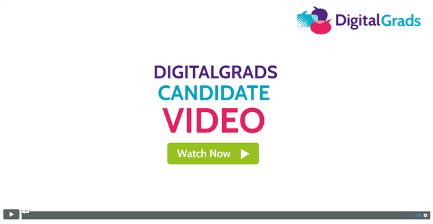 DigitalGrads candidate video